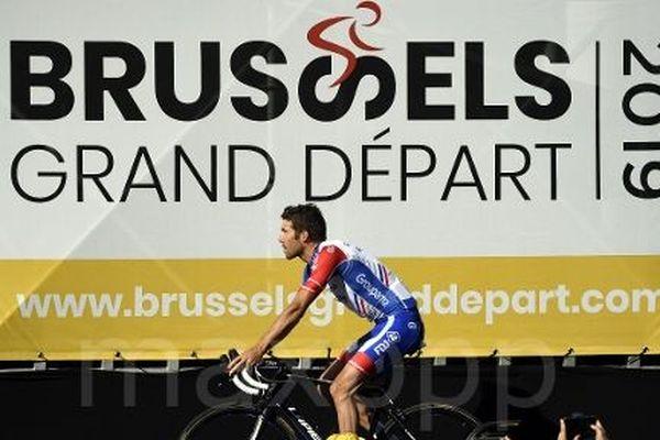 Le départ aura lieu à Bruxelles, samedi 6 juillet.
