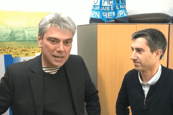 Sébastien Jumel et François Ruffin s'adressent à Emmanuel Macron à travers une vidéo postée sur facebook