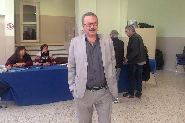 09/10/16 - Bastia 3 - Joseph Martelli espère bien retrouver son siège de conseiller départemental, perdu en 2015.
