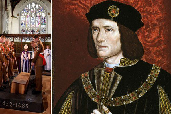 Richard III a rejoint se dernière demeure... 530 ans après sa mort.