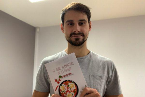 Le guide contient une soixantaines de recettes faciles à réaliser.