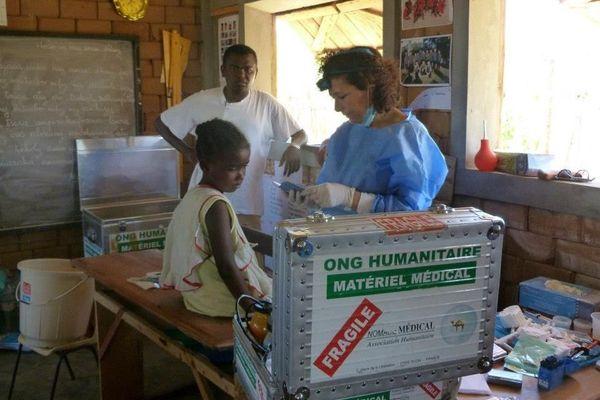 L'ONG humanitaire Nomade Médical a été créée à Dijon en 2006.