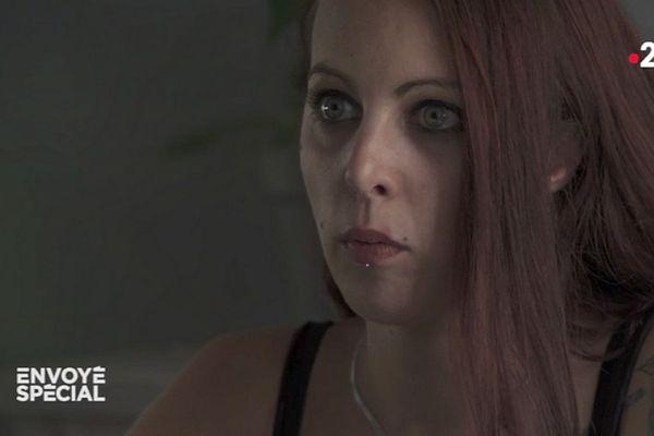 Tiphanie, 33 ans et originaire de Denain, a subi des violences conjugales durant un an.