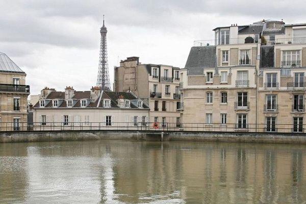 Le réservoir de Paris