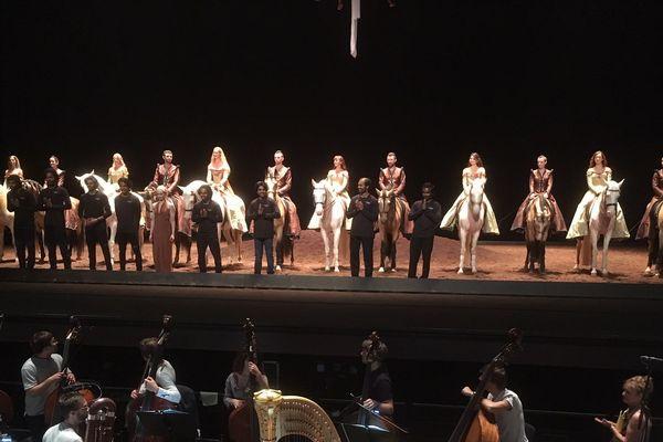 Bartabas revient dans la salle des Hauts-de-Seine avec une recréation, Le Sacre de Stravinsky.