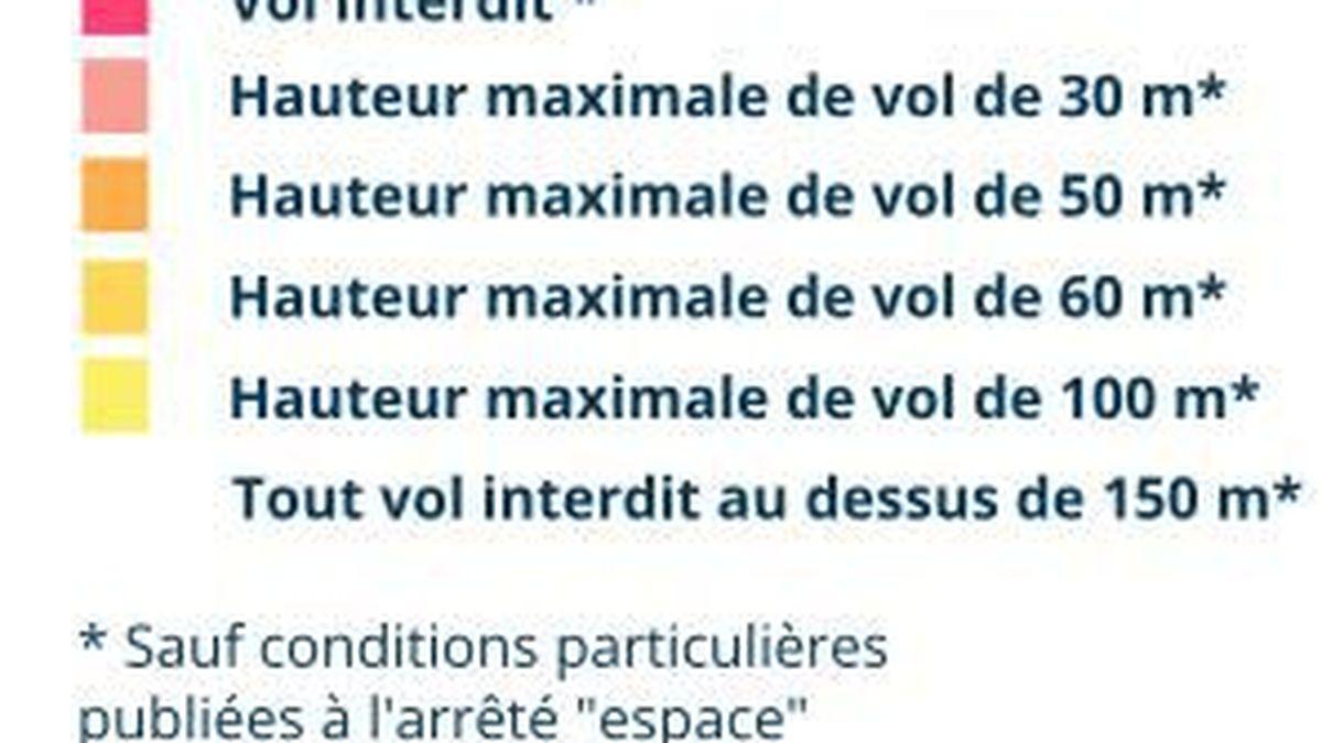 Carte Ou Faire Voler Votre Drone De Loisirs En Bourgogne Franche Comte