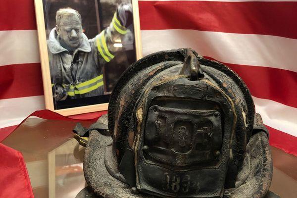 11 septembre 2001 : une expo hommage aux pompiers au musée de Gex (Ain)