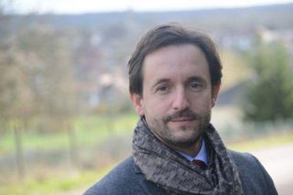 """Nicolas Lacroix, président du CD de la Haute-Marne l'assure, """"s''il le faut, on s'adaptera au rouge"""""""