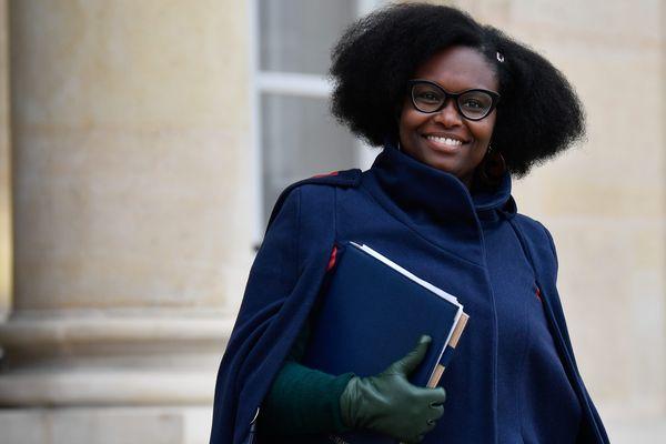Sibeth Ndiaye est la porte-parole du Gouvernement depuis le 31 mars 2019.