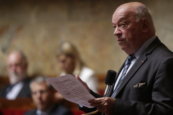 Jean-Pierre Door, député du Loiret, a en partie voté contre l'interdiction des néonicotinoïdes.