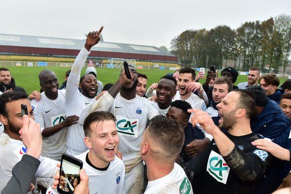 """Villeneuve-d'Ascq, club de DHR (7e division), est le """"petit"""" poucet du Nord et du Pas-de-Calais."""
