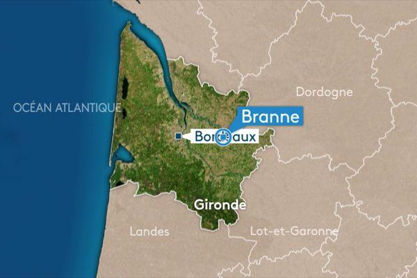 Le corps d'une femme de 80 ans a été repêché dans la Dordogne, à Branne.