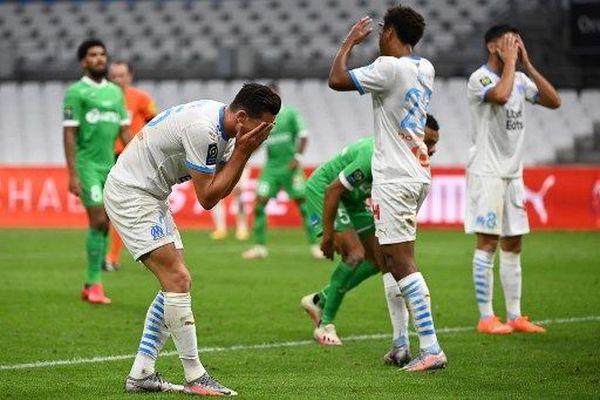 OM - Saint-Etienne en direct: Alvaro offre la victoire à Marseille