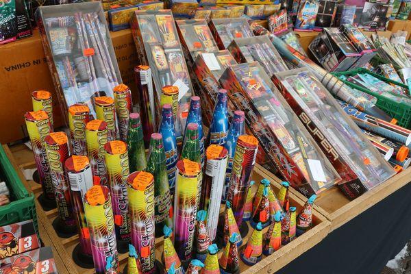 Var : pétards et feux d'artifices pour particuliers interdits les 14, 15 et 16 août