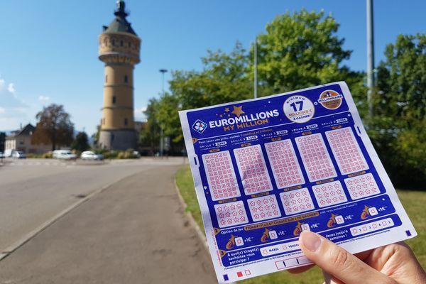 En septembre dernier, un couple de Sélestat avait remporté le jackpot de l'EuroMillions et empoché 157 millions d'euros