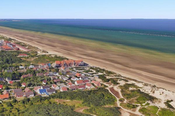 Le corps a été retrouvé à proximité de la plage de Zuydcoote.