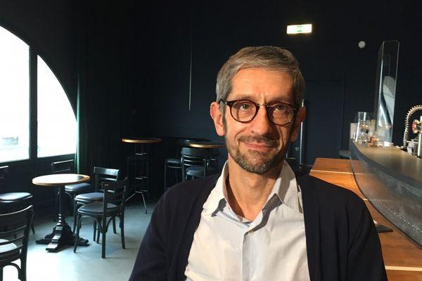 Christophe Floderer était auparavant directeur adjoint de la Comédie de Valence.