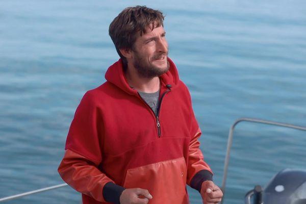 Vincent pêcheur qui fournit entre autres, du mulet noir un poisson qui gagne à être connu.