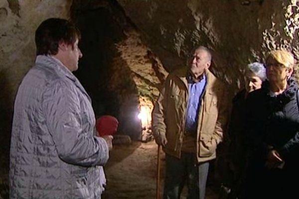 Les grottes de la cathédrale St Front seront à nouveau ouvertes au public en novembre.