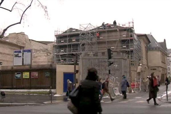 25 millions d'euros vont permettre au Musée de Cluny de se moderniser et d'être plus accessible.