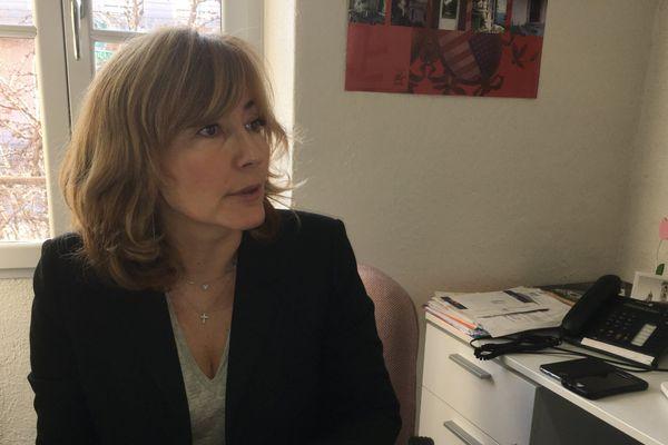 En 2017, Stéphanie Grimaldi était présidente de la fédération Les Républicains de Haute-Corse