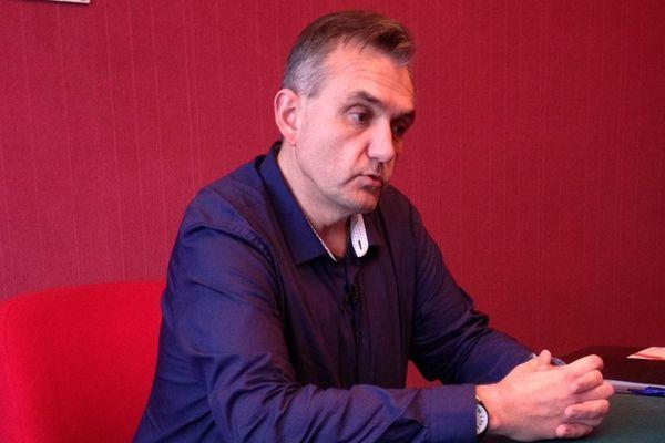 Pierre Jeras, le père de Corentin, mène le combat judiciaire. Archives 2017.