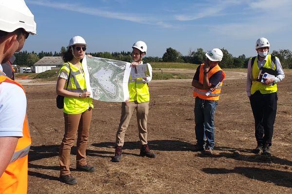 Le chantier a été lancé ce mercredi 8 septembre.