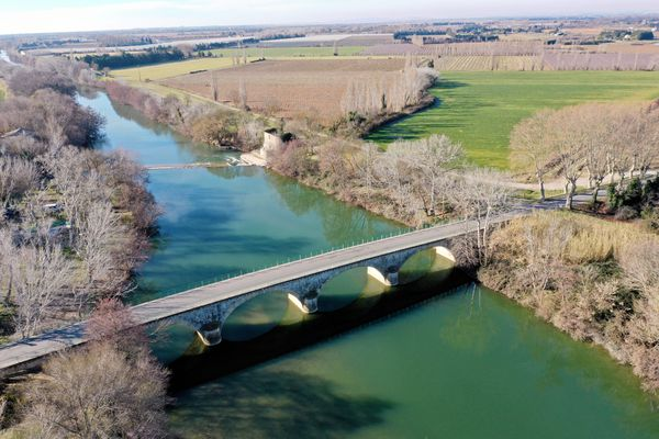 Gard - Le vidourle est déjà en alerte, des restrictions d'eau y sont appliquées - 30.06.21