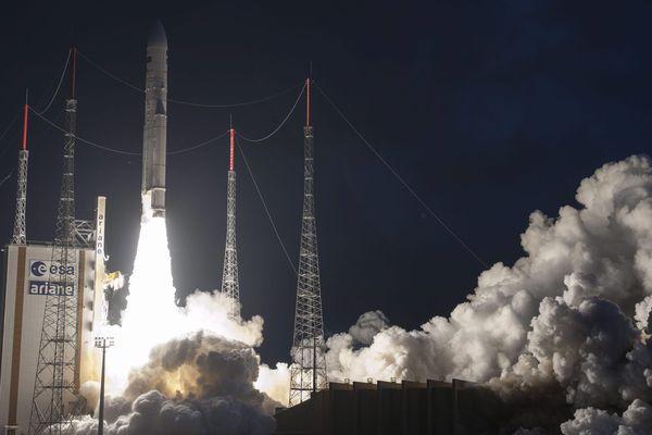 Un décollage d'Ariane 5