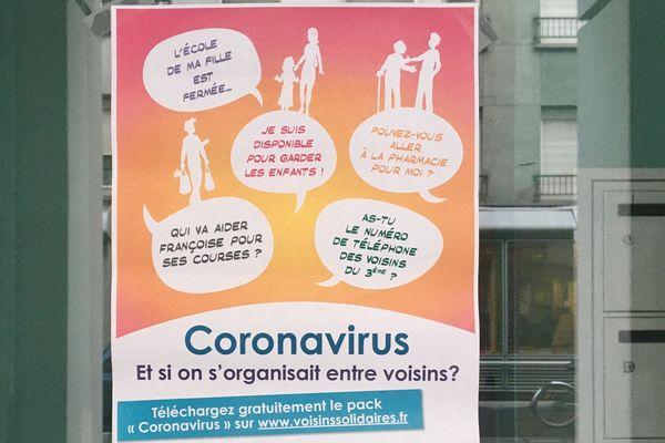 Coronavirus, et si on s'organisait entre voisins ?
