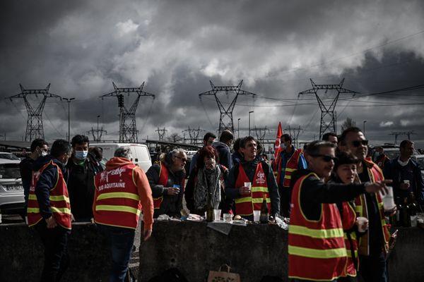 Manifestation à Blaye contre le projet Hercule ce jeudi 25 mars