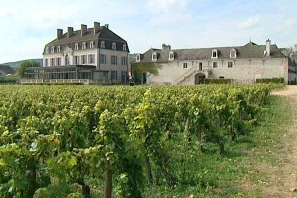 Michael Baum, riche entrepreneur américain, a acheté le château de Pommard en septembre 2014.