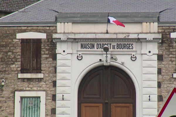 La maison d'arrêt de Bourges.