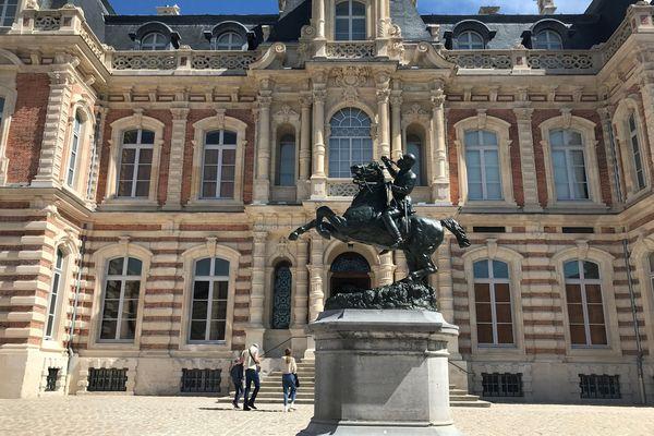 Le musée du vin de Champagne et d'Archéologie régionale a attiré de nombreux visiteurs pour le jour de son ouverture, le 29 mai 2021