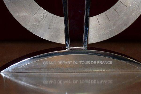 Le trophée 2014 du Tour de France : le Yorkshire après la Corse