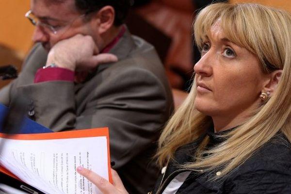 ARCHIVES - Emmanuelle de Gentili à l'Assemblée de Corse