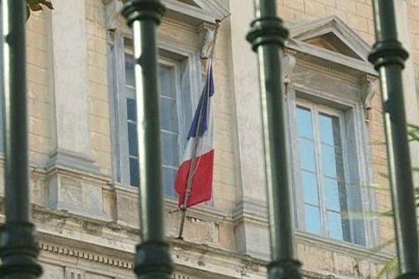 Le suspect a été présenté mardi soir au parquet du palais de justice de Bastia