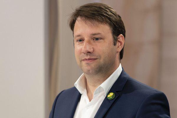 Loïg Chesnais-Girard (PS), candidat au second tour des élections régionales 2021 en Bretagne