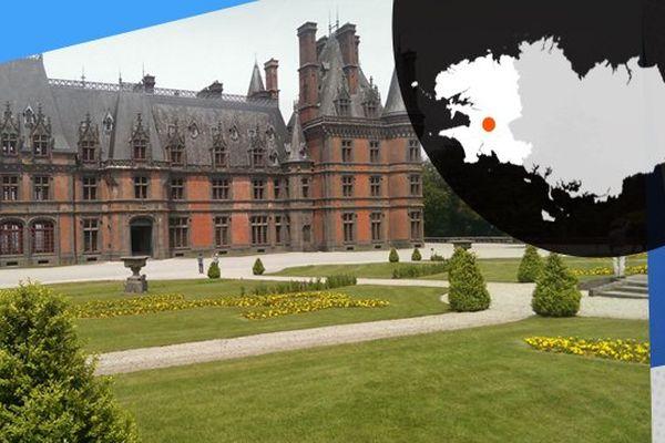 Le château de Trévarez et ses jardins