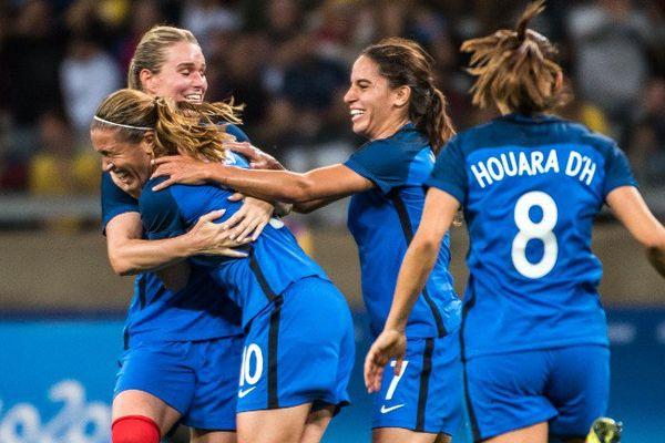 Le premier match de la France à Rio est un succès avec 4 buts marqués contre la Colombie.