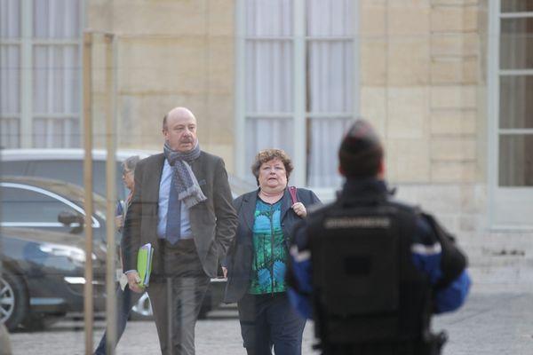 Brigitte Fourré et Alain Gest reçus à Matignon pour parler des emplois à Whirlpool