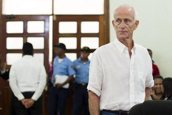 Le Narbonnais Alain Castany, condamné dans l'affaire Air Cocaïne, à Saint-Domingue - 5 juin 2015