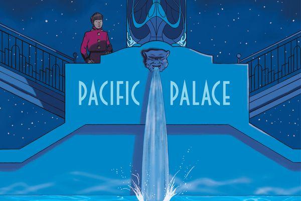 Le Spirou de Christian Durieux : Pacific Palace