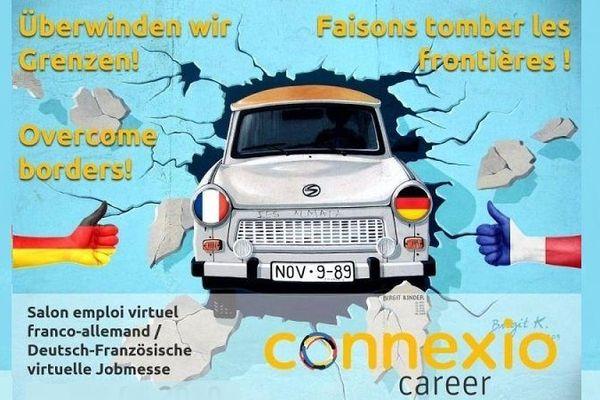 Salon virtuel de l'emploi franco-allemand du 10 au 12 juin 2020