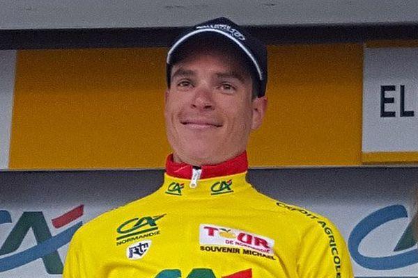 Le Belge Olivier Pardini  a fait coup double ce mercredi sur la seconde étape du Tour de Normandie 2016
