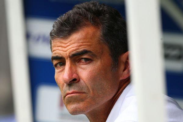 Rui Almeida, l'entraîneur du Stade Malherbe Caen
