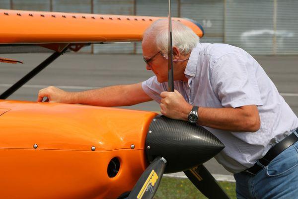 Le Rémois Alain Garnier est mort avec son copilote dimanche 15 septembre en Espagne.