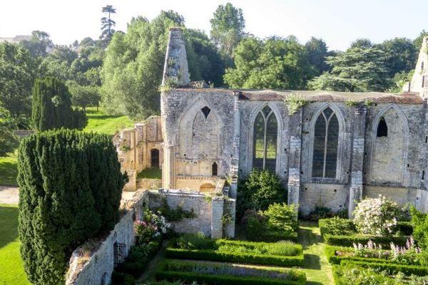 l'Abbaye Sainte-Marie de Longues sur Mer retenue parmi les 18 nouveaux projets de la mission patrimoine