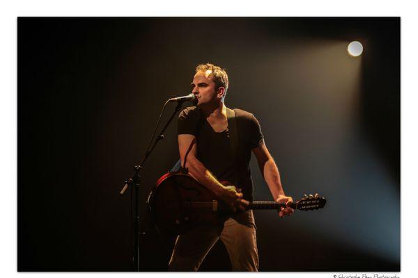 Philippe Lars en concert
