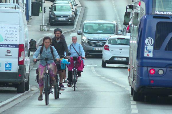 La mobilité, un enjeu pour Poitiers et Grand Poitiers
